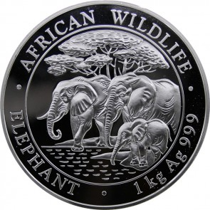 1 kg African Wildlife Somalia 2013 - H