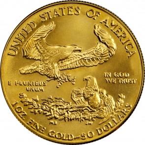 1 unse Gold Eagle 2014 - H