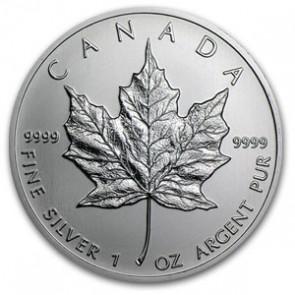Maple Leaf - diverse år